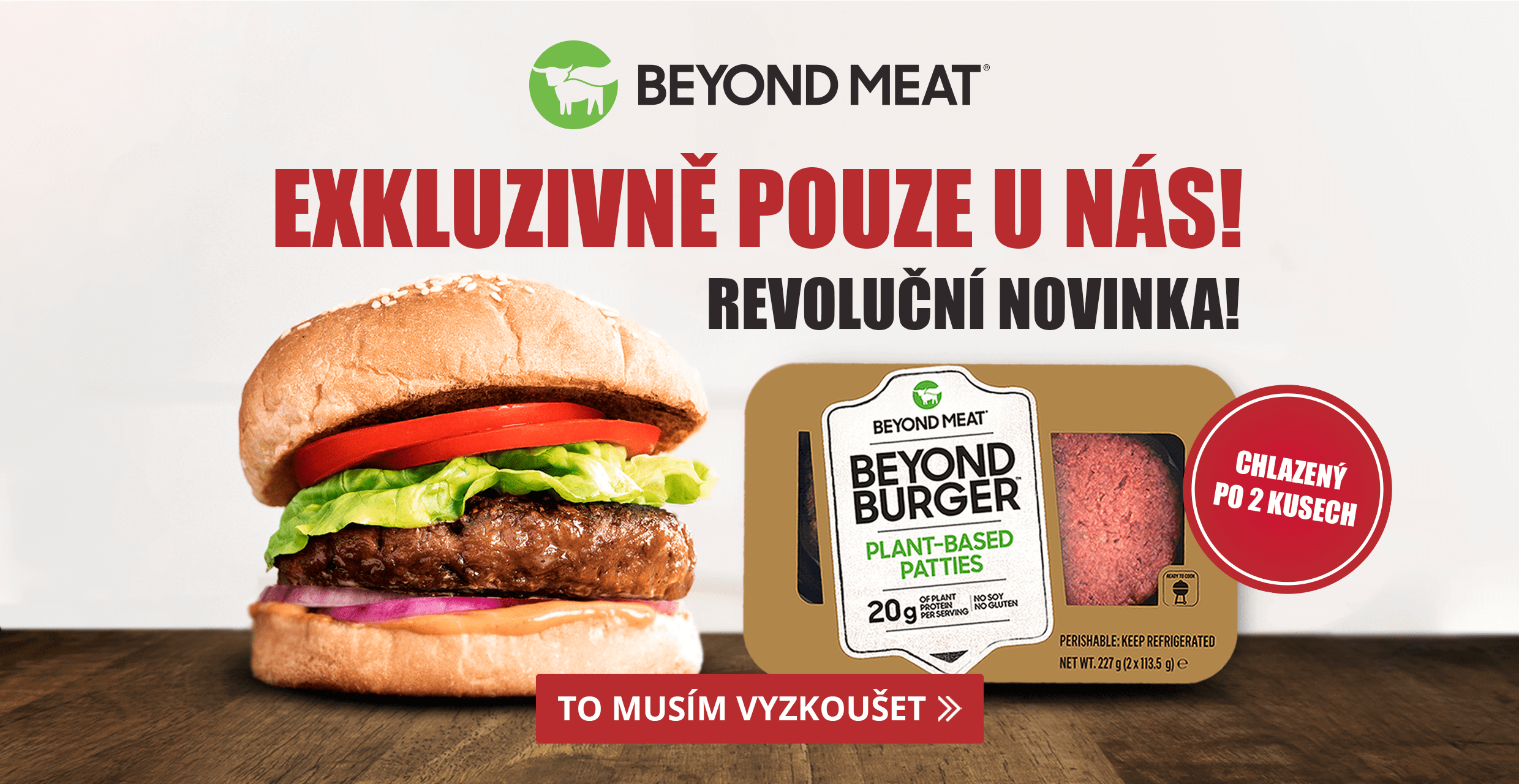 Beyond Meat Burger