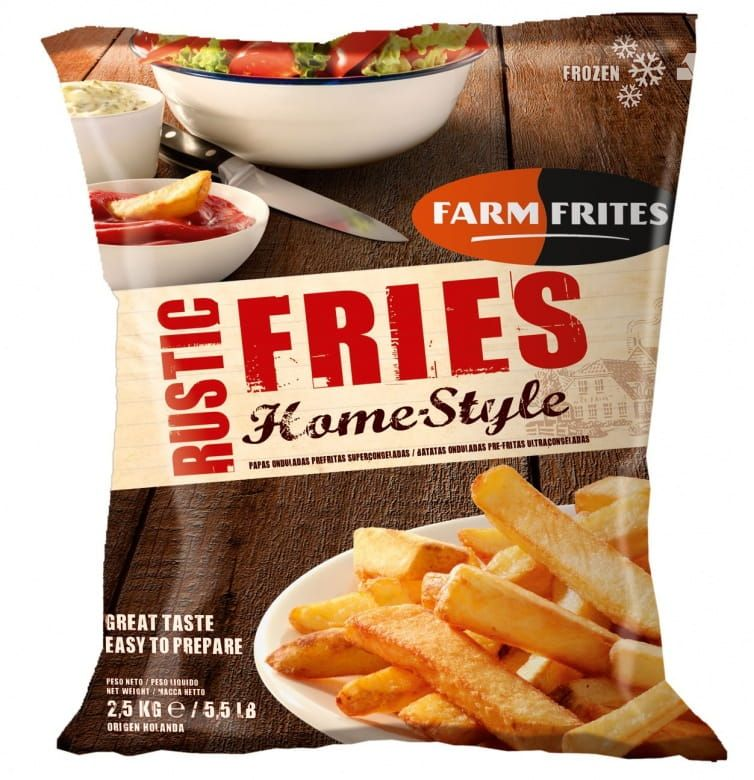 Farm Frites Home Style Hranolky