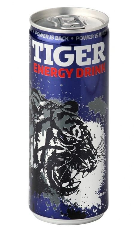Tiger energy drink classic