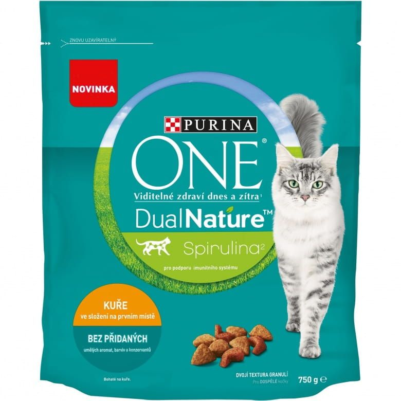 Purina One Dual Nature Adult Cat Chicken