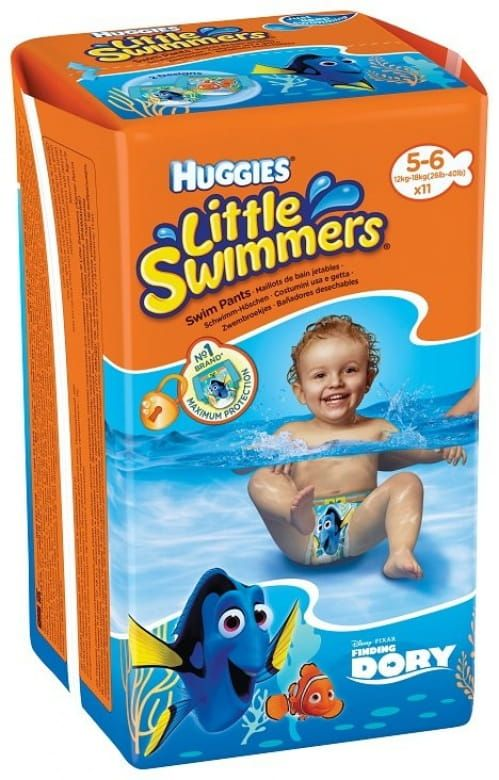 Huggies Little Swimmers 5/6 (12-18kg)