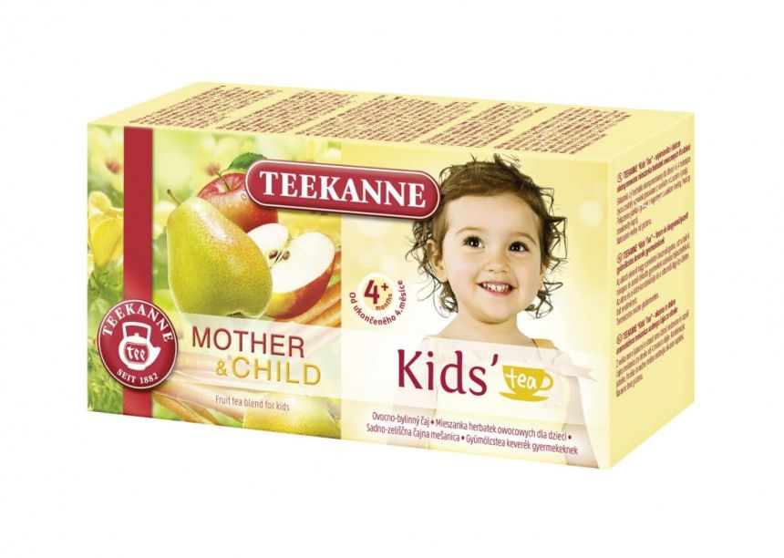 Teekanne Mother & Child Kid´s Ovocno-bylinný čaj 45g