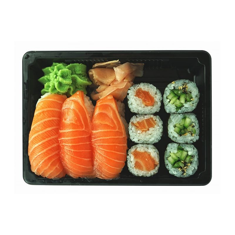 Sushi Time Combo box losos/okurka 9ks