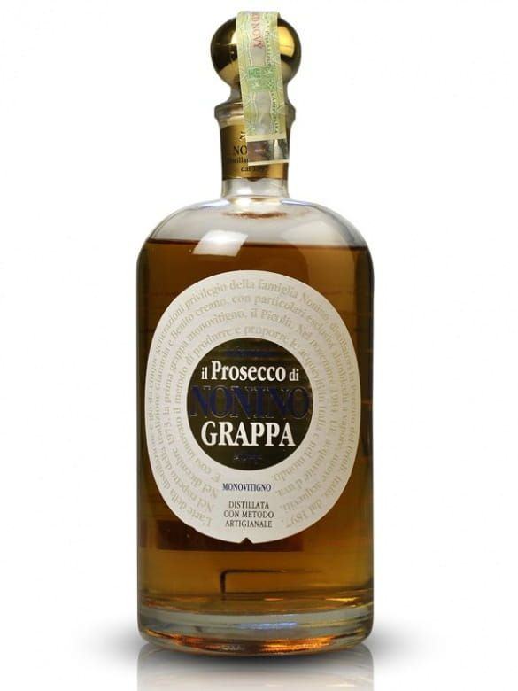 Wine Food Market Nonino Grappa Prosecco barrigues 41°