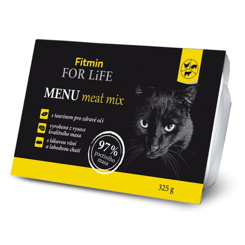 Fitmin Cat Menu meat mix