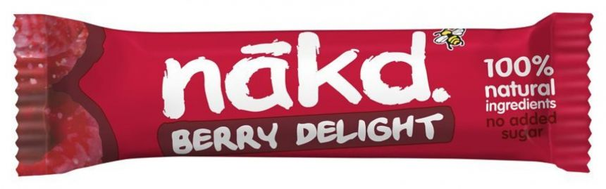 Nakd Tyčinka Berry Delight
