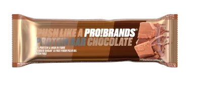 ProBrands Protein Bar 38% Chocolate