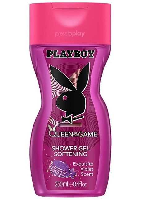 Playboy Queen Of The Game sprchový gel