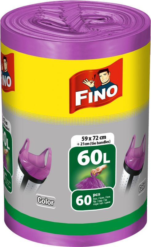 Fino HD Pytle Color s uchy 60l