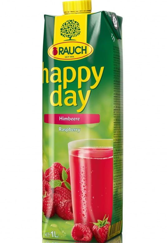 Rauch Happy Day Malina
