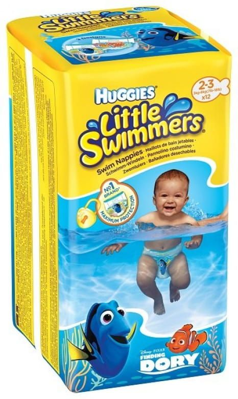 Huggies Little Swimmers 2/3 (3-8kg)