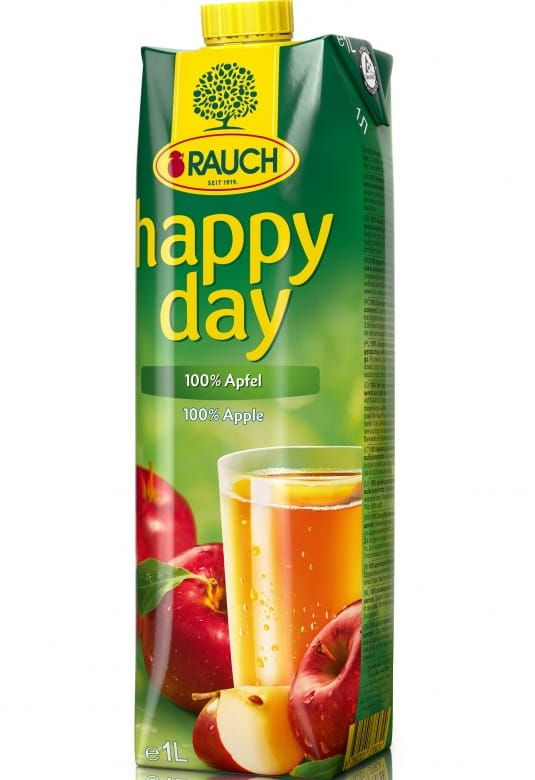Rauch Happy Day Jablko 100%