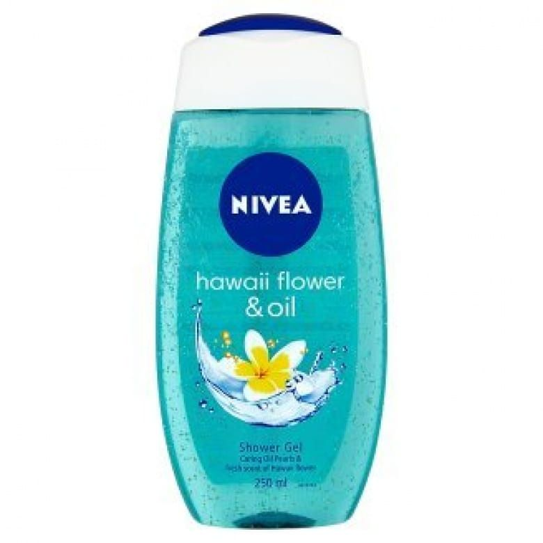 Nivea Hawaii Flower & Oil sprchový gel