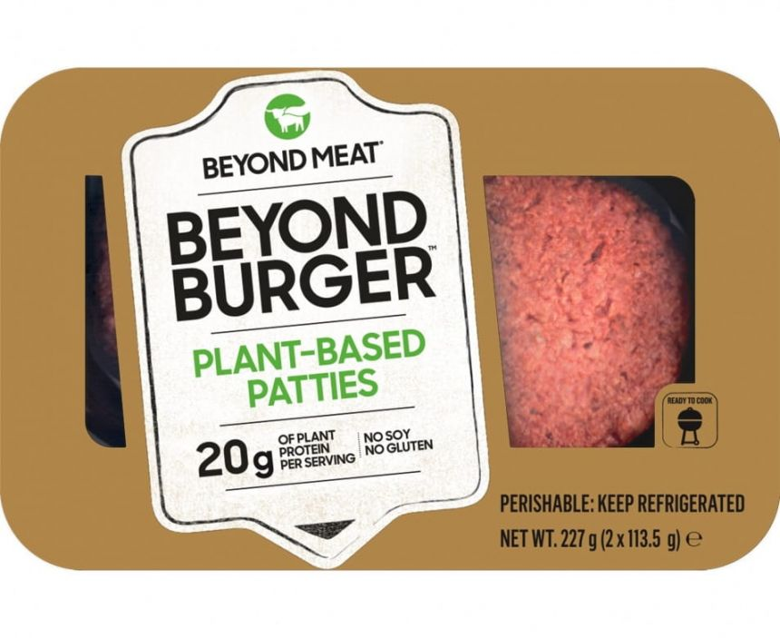 Beyond Meat Beyond veganský burger (2ks)