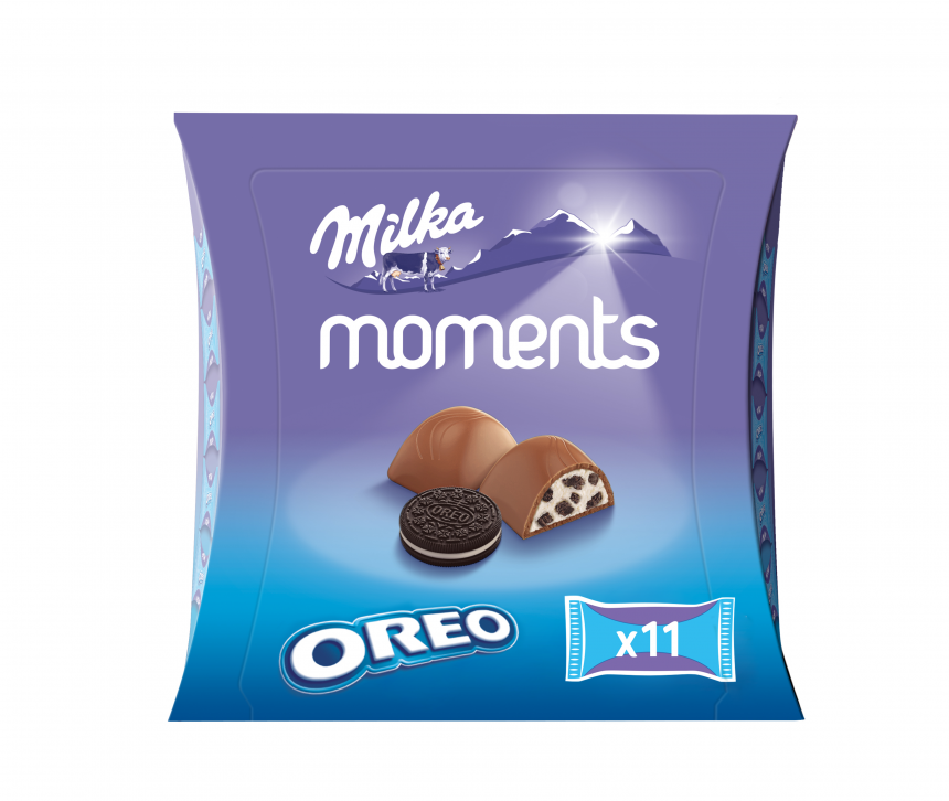 Milka Moments Oreo bonboniéra