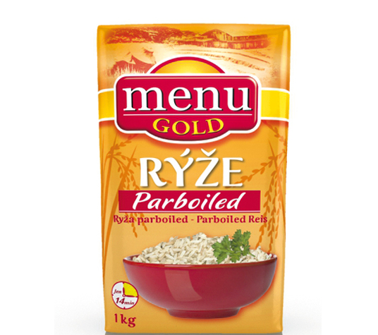 Menu Gold Rýže Parboiled
