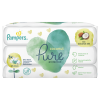 Pampers ubrousky Pure protection Coconut Oil 3x42ks