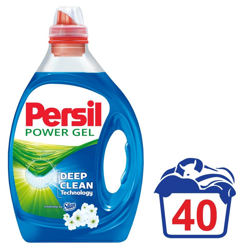 Persil gel Fresh by Silan