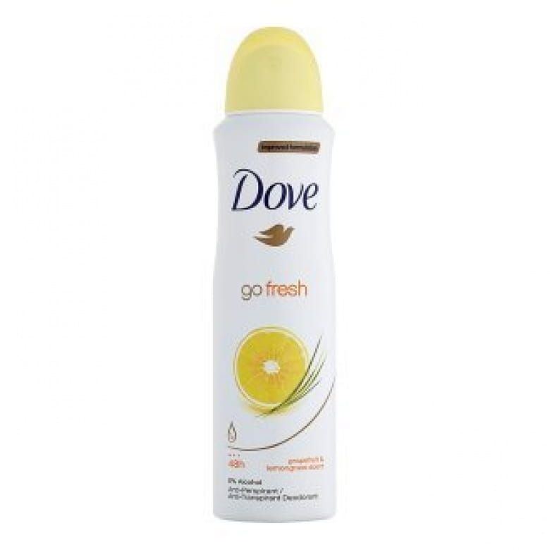 Dove Go Fresh antiperspirant