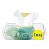Pampers ubrousky Pure protection Coconut Oil