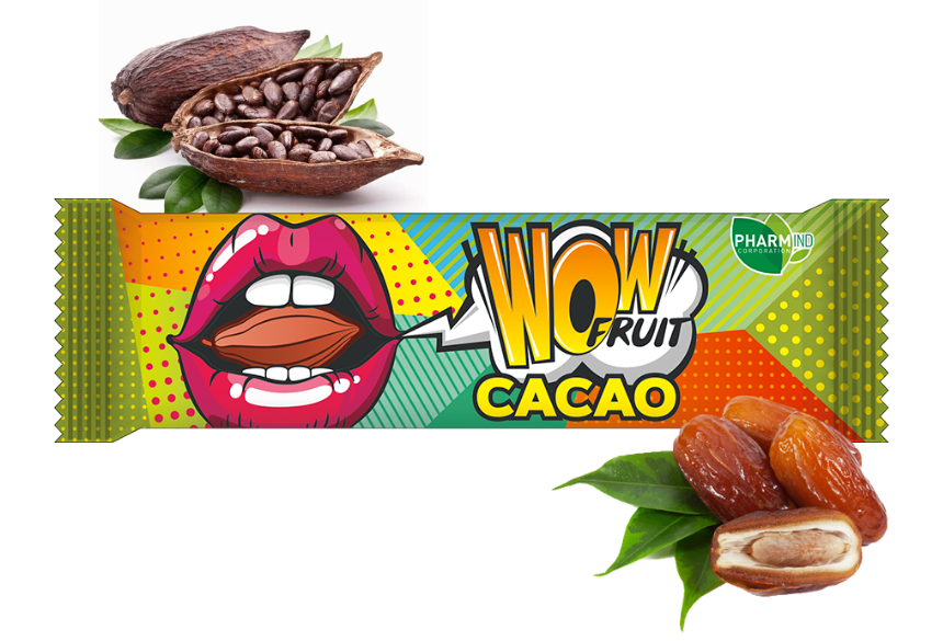 Wow Fruit Cacao
