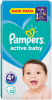 Pampers Active Baby Maxi Pack (Velikost 4+)