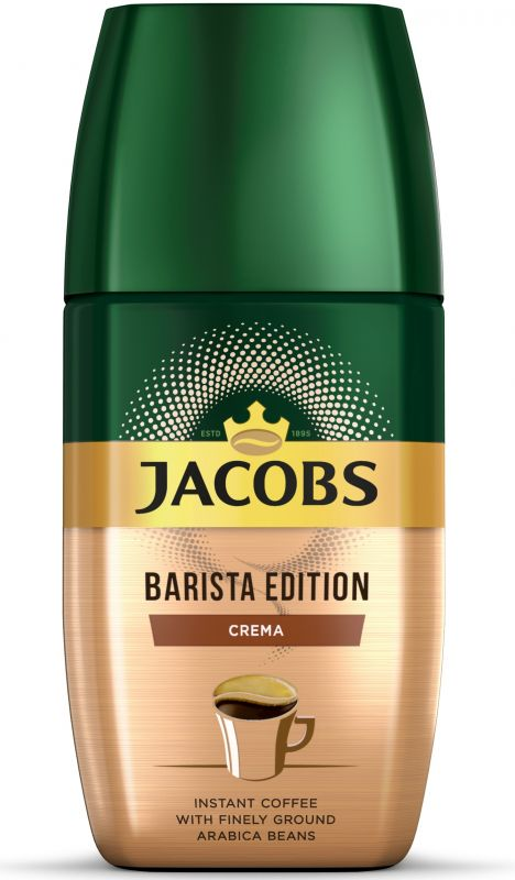 Jacobs Barista Edition Crema Instant