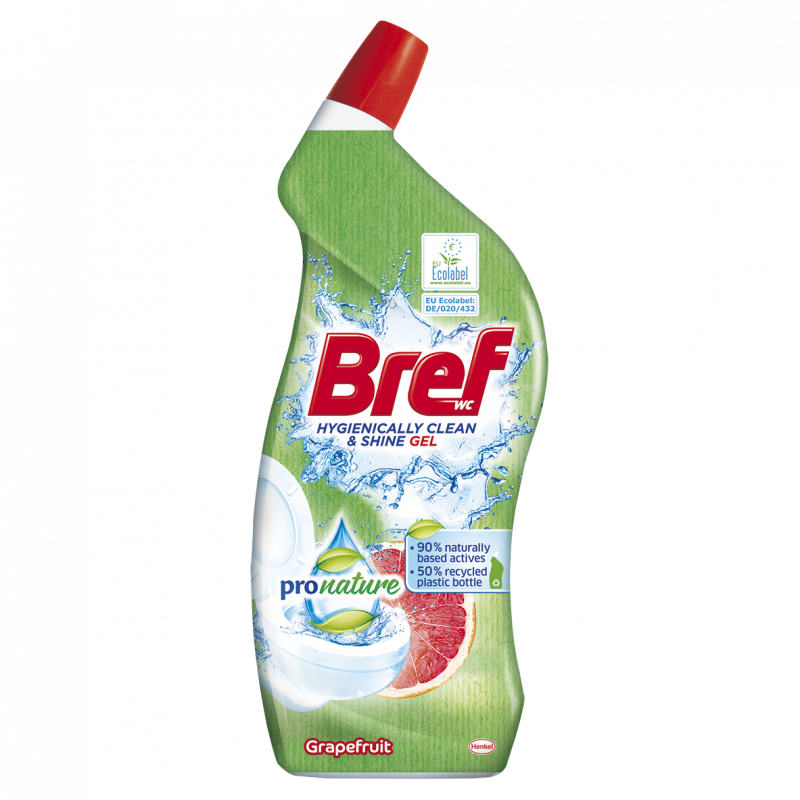 Bref ProNature WC gel Grapefruit