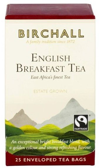 DELMART Birchall Čaj English Breakfast
