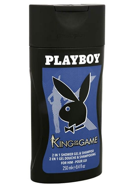 Playboy King Of The Game sprchový gel