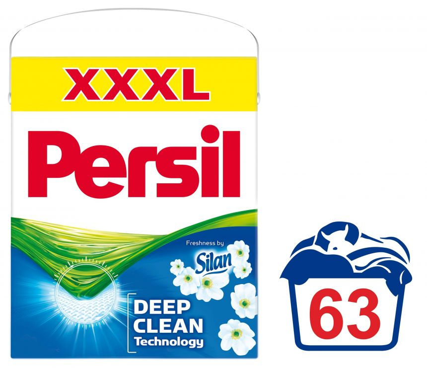 Persil Box Fresh By Silan 4,095kg