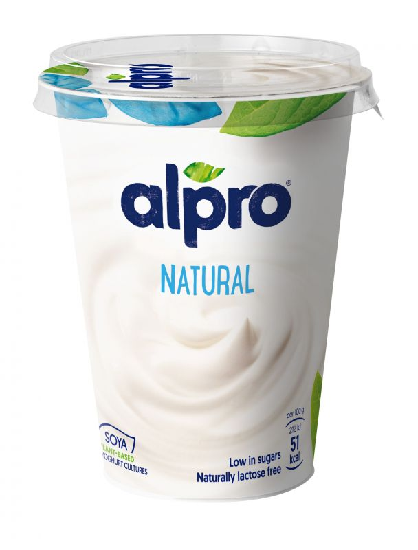 Alpro Sójová alternativa jogurtu natural