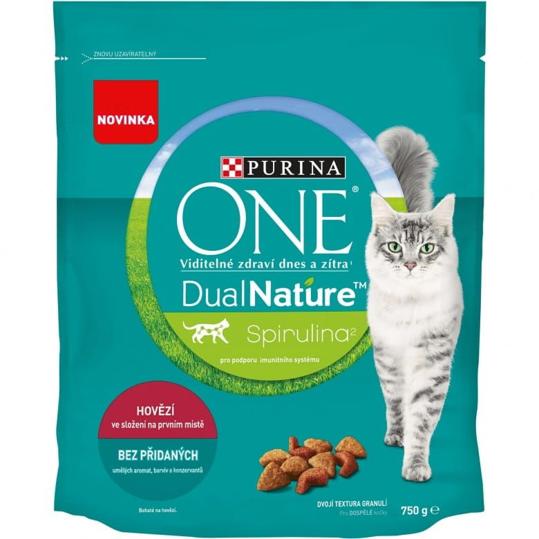 Purina One Dual Nature Adult Beef