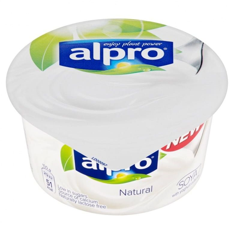 Alpro alternativa jogurtu bílý