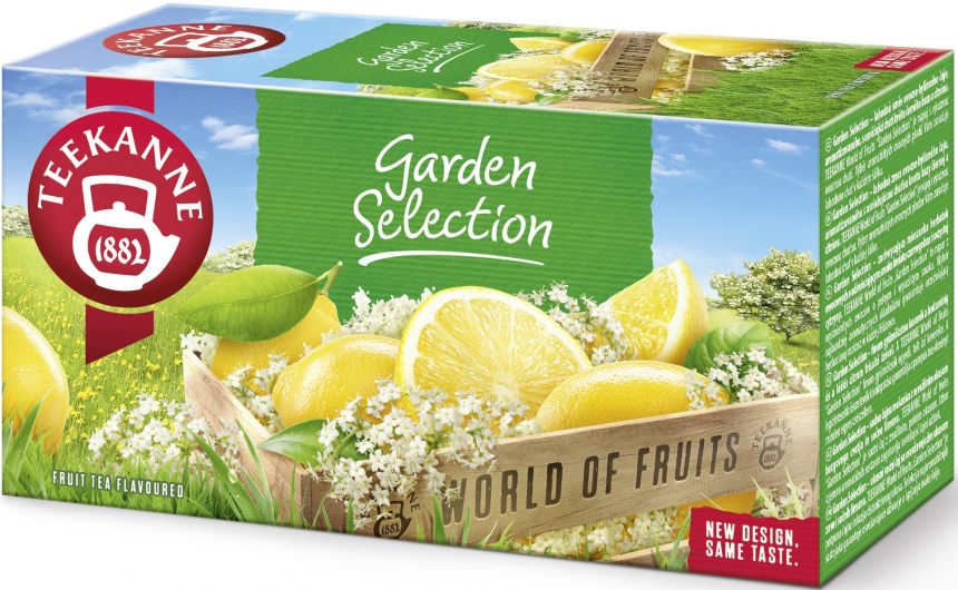 Teekanne Garden Selection World of Fruits 45g