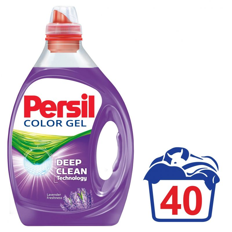 Persil Lavender Color gel
