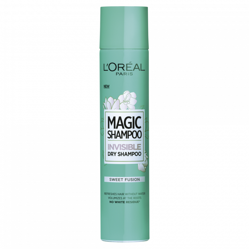 L'Oréal Paris Magic Shampoo Sweet Fusion suchý šampon