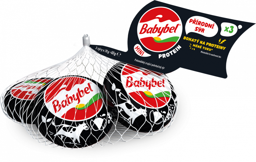 Mini Babybel Protein