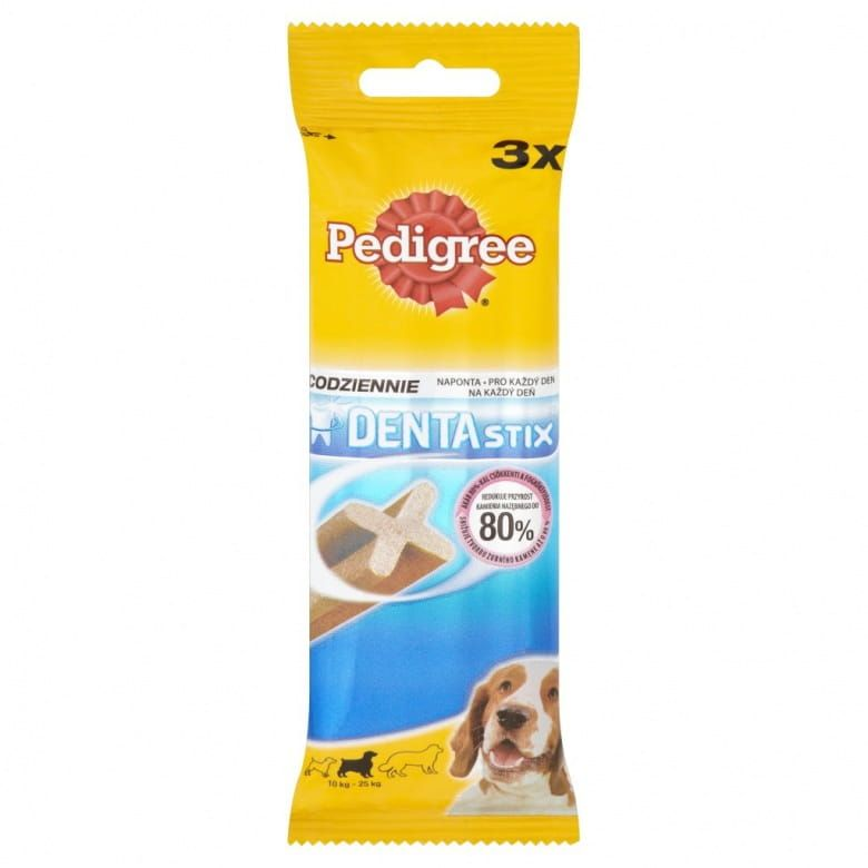Pedigree Dentastix Medium 3 tyčinky