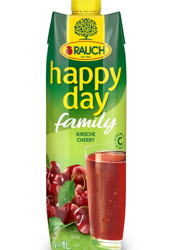 Rauch Happy Day Family Višeň