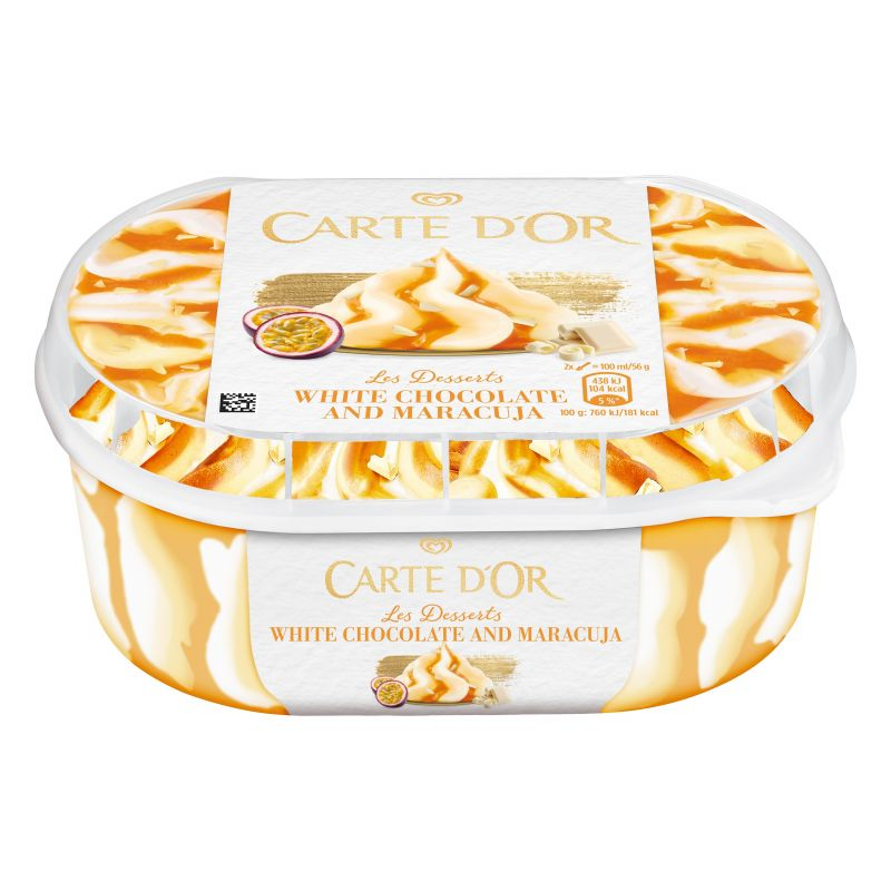 Carte d'Or White Chocolate and Maracuja