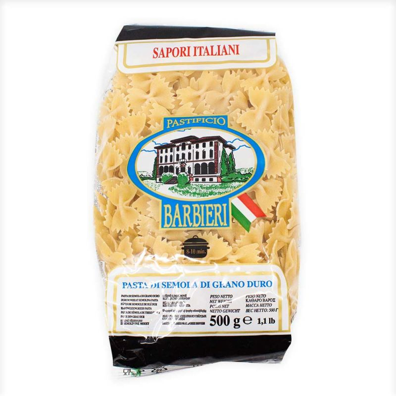 Wine Food Market Barbieri Farfalle 81