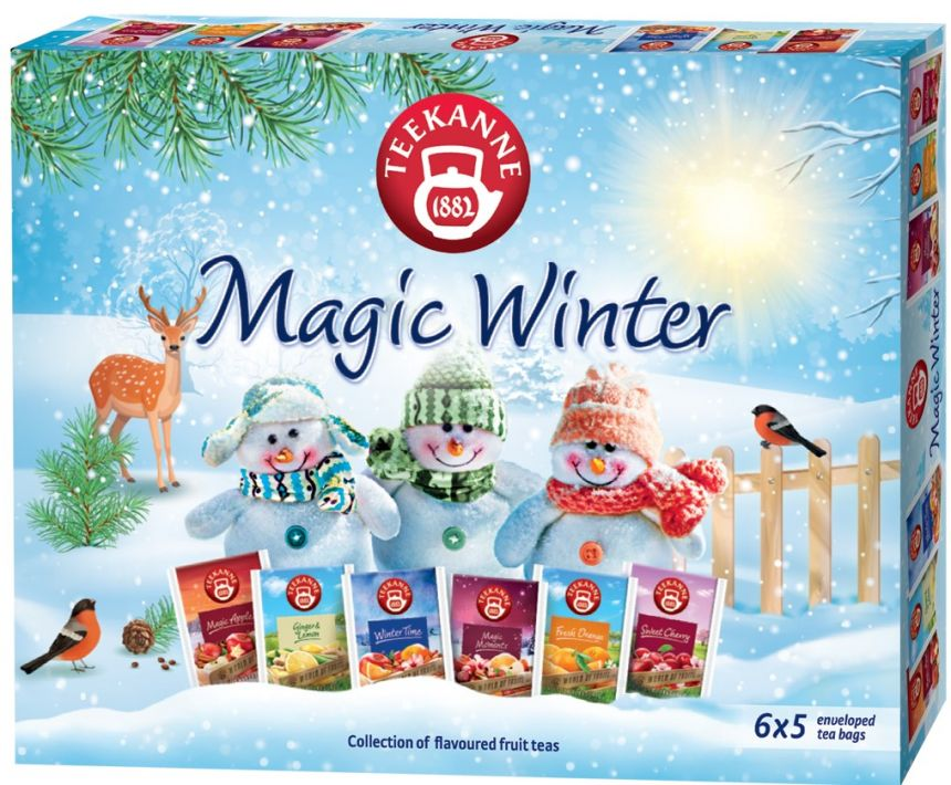 Teekanne Magic Winter kolekce