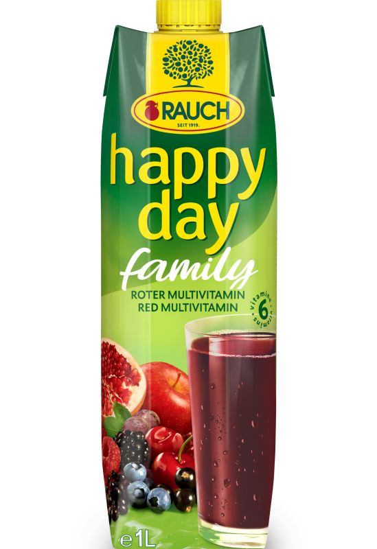 Rauch Happy Day Family Red Multivitamin