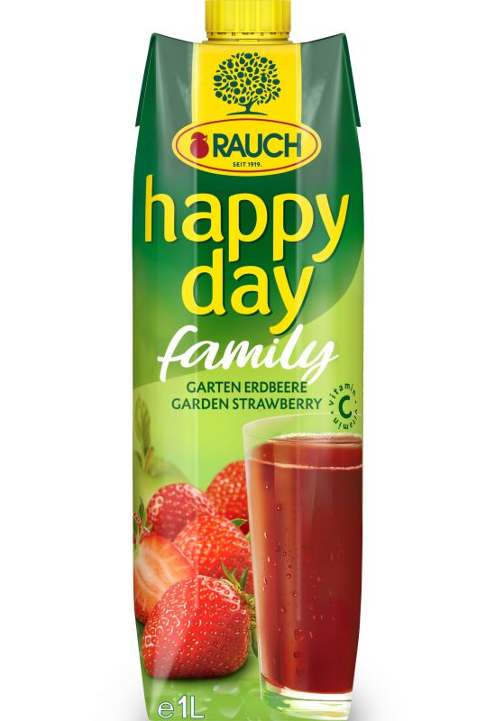 Rauch Happy Day Family Jahoda