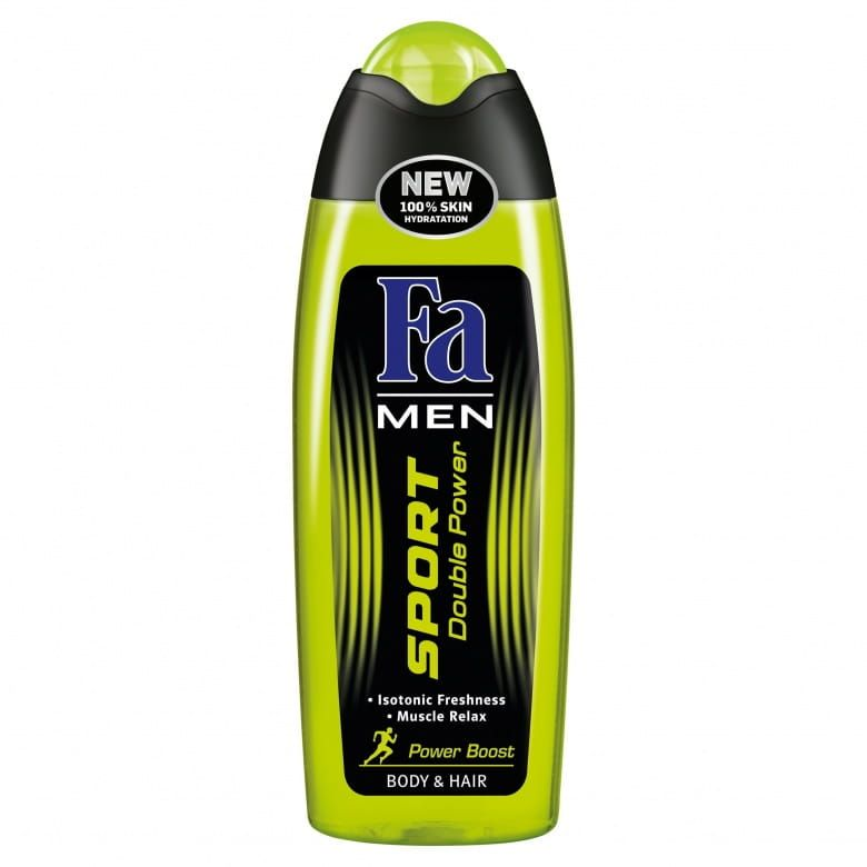 Fa Men Sport Double Power Boost sprchový gel