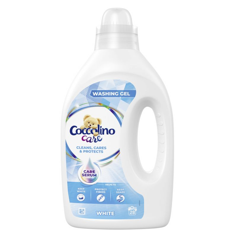 Coccolino Care White prací gel 1,2l