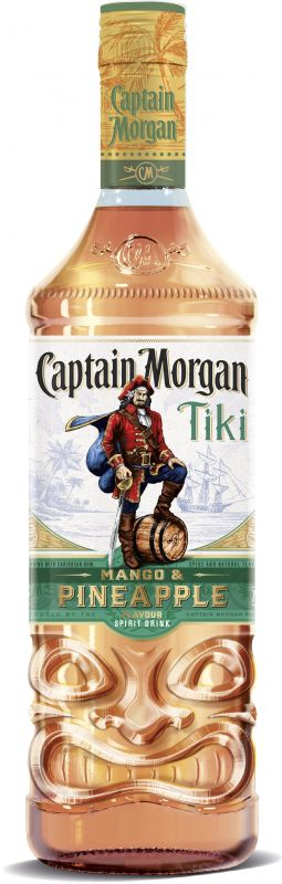 Captain Morgan Tiki (25%)