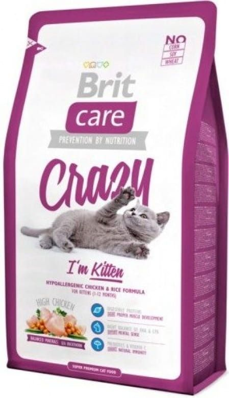 Brit Care Cat Crazy I´m Kitten