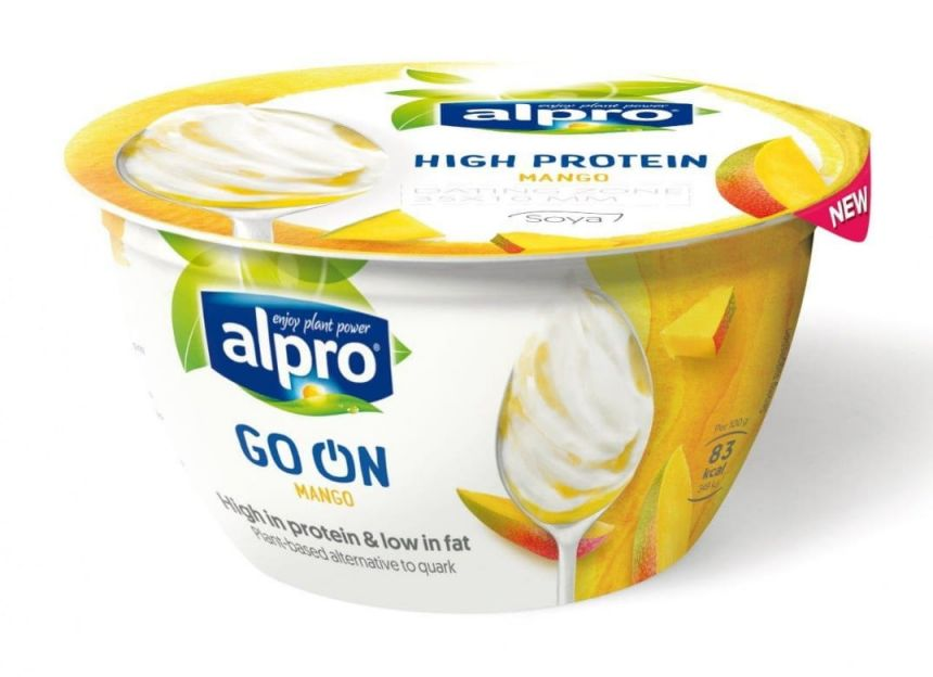 Alpro GO ON High protein Mango